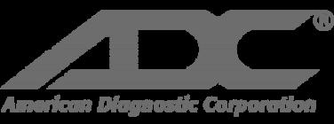 Greyscale ADC logo