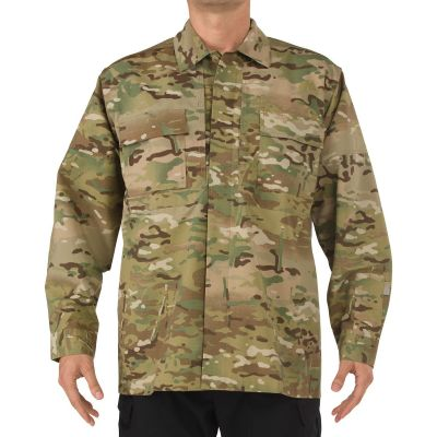 5.11 MultiCam TDU Shirt (Long Sleeve)
