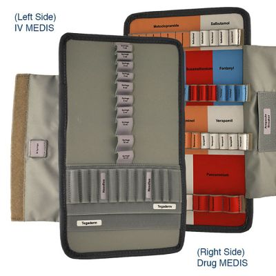 NEANN Pro 2 Rx 3/4 Drug Divider (IV MEDIS/Drug MEDIS)