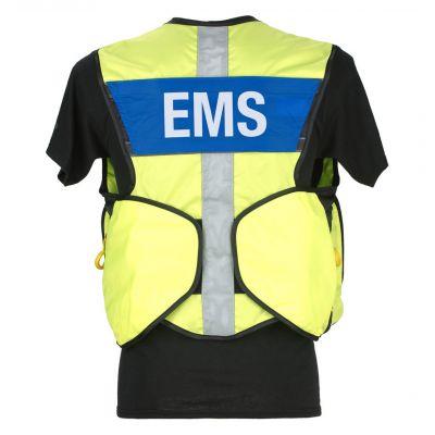 StatPacks G2 MCI Vest/Pack Name Plate (EMS - Blue)