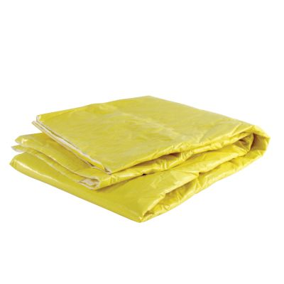 Disposable Yellow Blanket (Tissue)