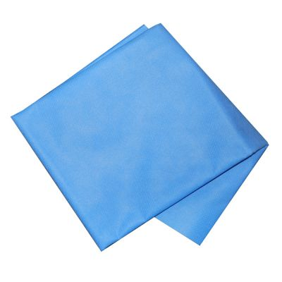 Orvecare Disposable WR Fitted Sheet - Light Blue (500/pk)