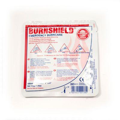 Burnshield Burns Dressing (100mm x 100mm)