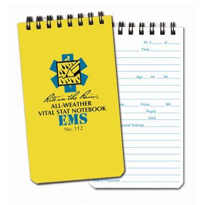 Rite in the Rain EMS Vital Stats Notebook