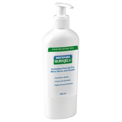 Water-Jel First Responder Burn Jel (240ml Pump Bottle)
