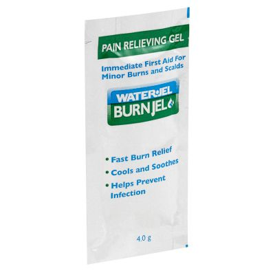 Water-Jel First Responder Burn Jel (6 x 4gm Sachets)