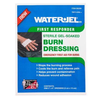 Water-Jel First Responder Burn Dressing (5cm x 15cm)