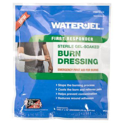Water-Jel First Responder Burn Dressing (10cm x 40cm)