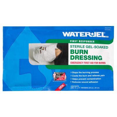 Water-Jel First Responder Burn Dressing (Face Mask)
