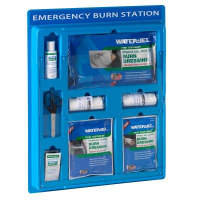 Water-Jel Emergency Burn Station