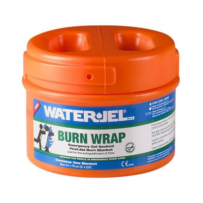 Water-Jel Burn Wrap in Canister (91 x 76cm)