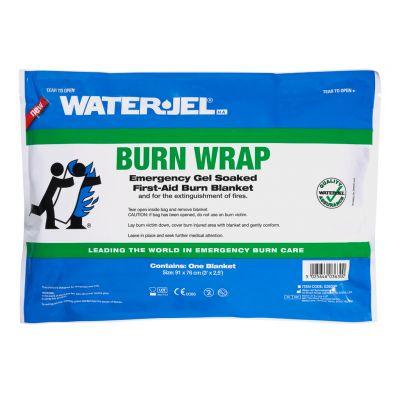 Water-Jel Burn Wrap in Pouch (91 x 76cm)