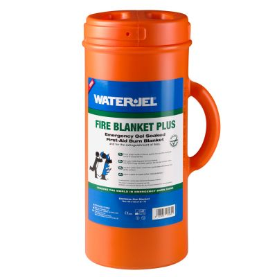 Water-Jel Fire Blanket Plus in Canister (183 x 152cm)