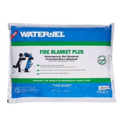 Water-Jel Fire Blanket Plus in Pouch (183 x 152cm)