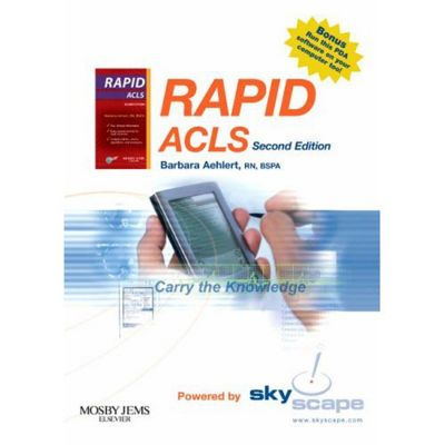 RAPID ACLS - CD-ROM PDA Software Powered by Skyscape