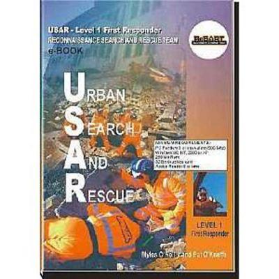 E-Book: USAR Level 1 First Responder (CD ROM)