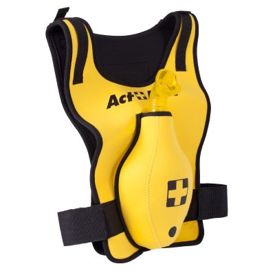 Act+Fast Anti Choking Rescue Trainer for Children (Yellow)