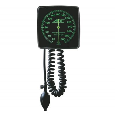 ADC Wall Mounted Aneroid Sphyg (Square Dial)