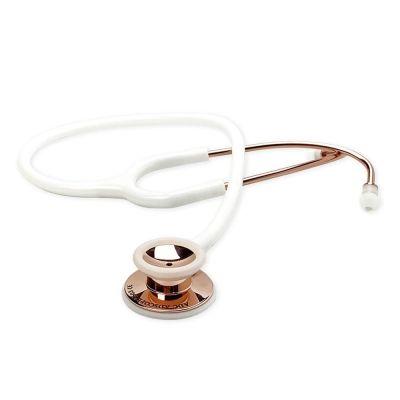 ADC Adscope 603 Acoustic Stethoscope (Rose Gold)