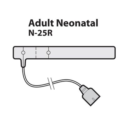 Nellcor N-25 Oxisensor II (Adult)
