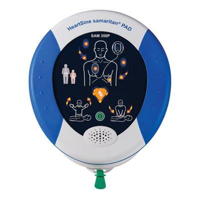 HeartSine Samaritan PAD SAM 350P AED (Semi-Automatic)