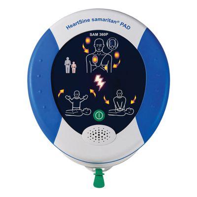 HeartSine Samaritan PAD SAM 360P AED (Fully Automatic)