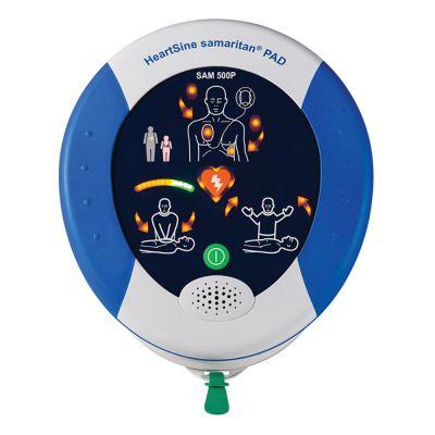 HeartSine Samaritan PAD SAM 500P AED (Semi-Automatic)