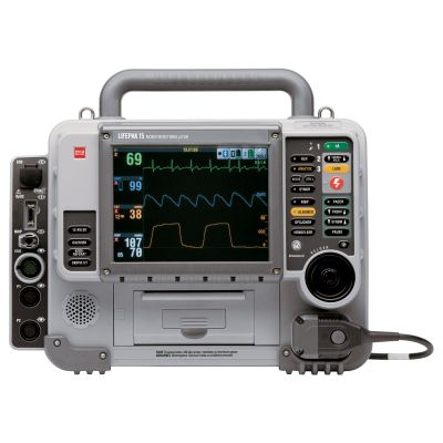 LIFEPAK 15 Defib/Monitor (Option 6)