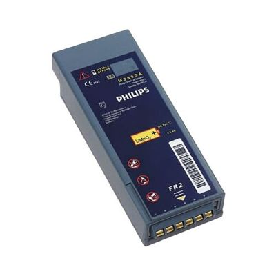 Phillips Defibrillator Battery for FR2 (Non-Rechargeable)