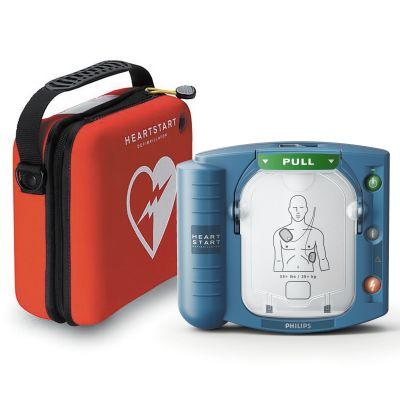 Laerdal HeartStart HS1 Defibrillator (Slimline Carry Case)
