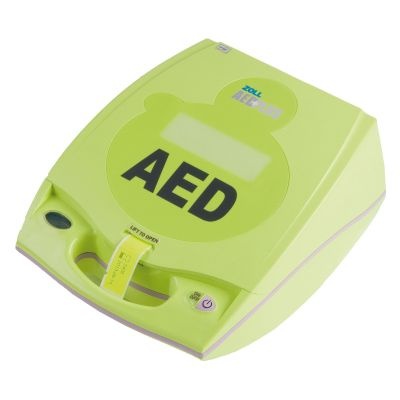 ZOLL AED Plus Defibrillator (Without Graphics)