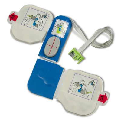 ZOLL AED Plus CPR-D Padz (Including FR Kit)