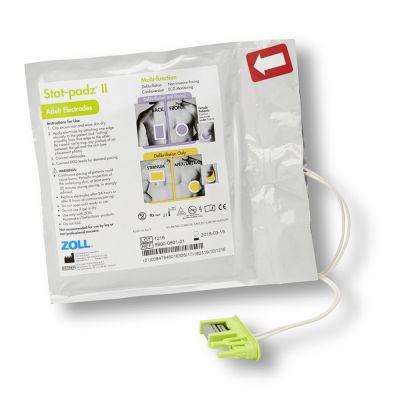 ZOLL AED Plus Adult Stat-Padz II (Single)