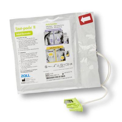 ZOLL AED Plus Adult Stat-Padz II (Box of 12)