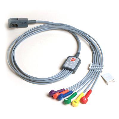 Physio-Control LIFEPAK 12 12-Lead Precordial Leads (IEC)