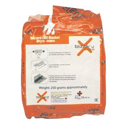 Blizzard EMS Blanket (Orange)