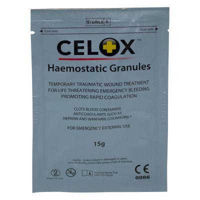 Celox Haemostatic Granules (15g)