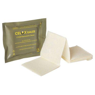 Celox Z-Fold Gauze