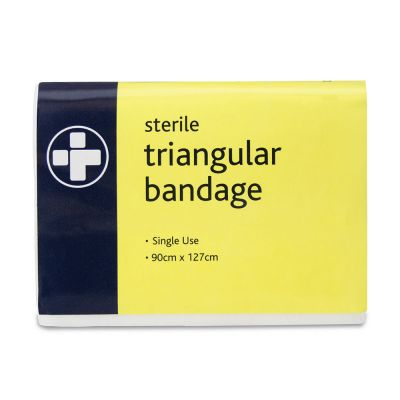 Sterile Non-Woven Triangular Bandage (Single)