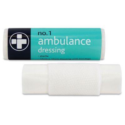 No.1 Ambulance Dressing (Single)