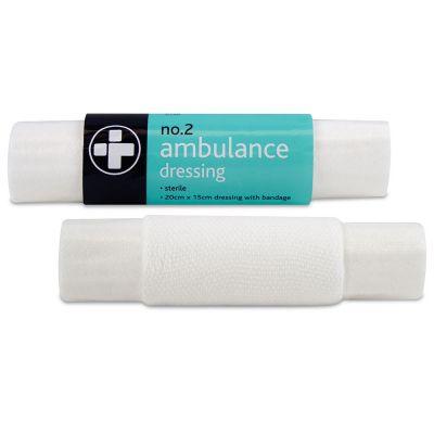 No.2 Ambulance Dressing (Single)