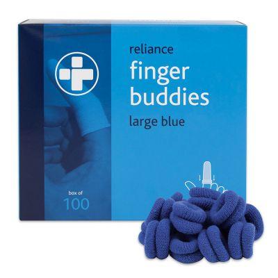 Large Finger Bob Bandage (Box of 100)