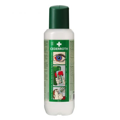 Cederroth Eye Wash Bottle (500ml)