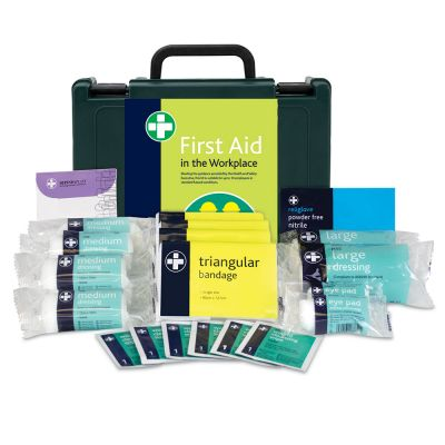 HSE Approved First Aid Kit (Small)