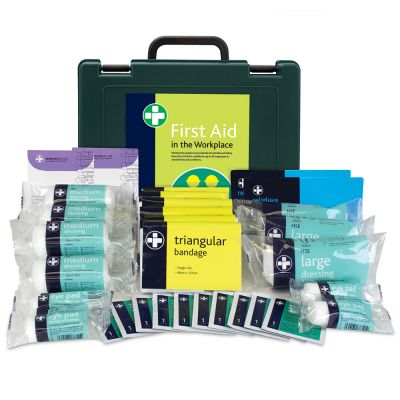 HSE Approved First Aid Kit (Medium)