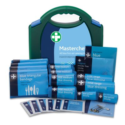 Masterchef All Blue HSE Catering Kit (Small)
