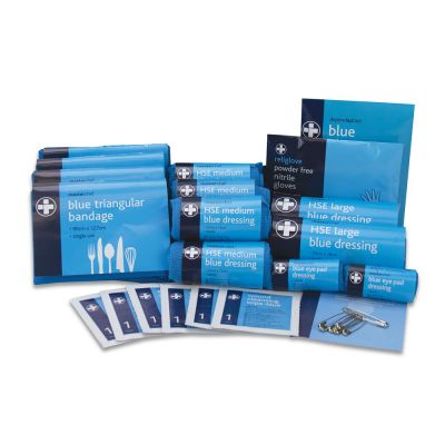 Masterchef All Blue HSE Catering Kit - Refill (Small)