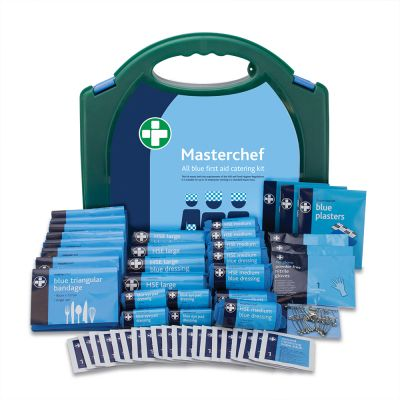 Masterchef All Blue HSE Catering Kit (Large)