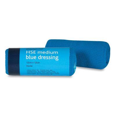 Masterchef Blue Dressing - Medium (12cm x 12cm)
