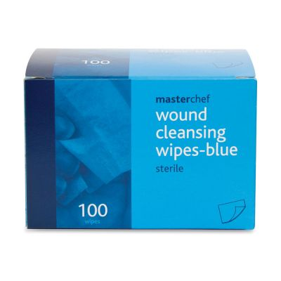 Masterchef Blue Cleansing Wipes (Pack of 100)